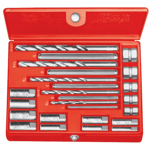 Ridgid Screw Extractor Set 10 Pt 35585