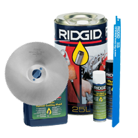 images/Ridgid Tool oil cutting wheels and blades
